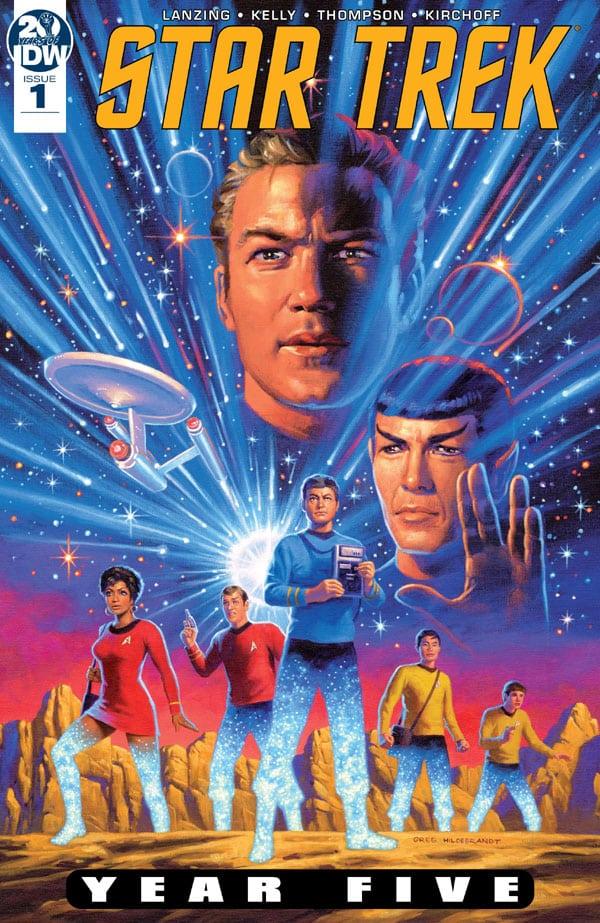 Star Trek - Year Five 1