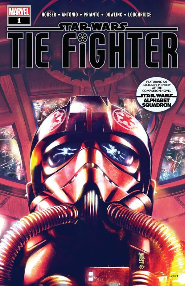 Star-Wars-Tie-Fighter-1_First Issue