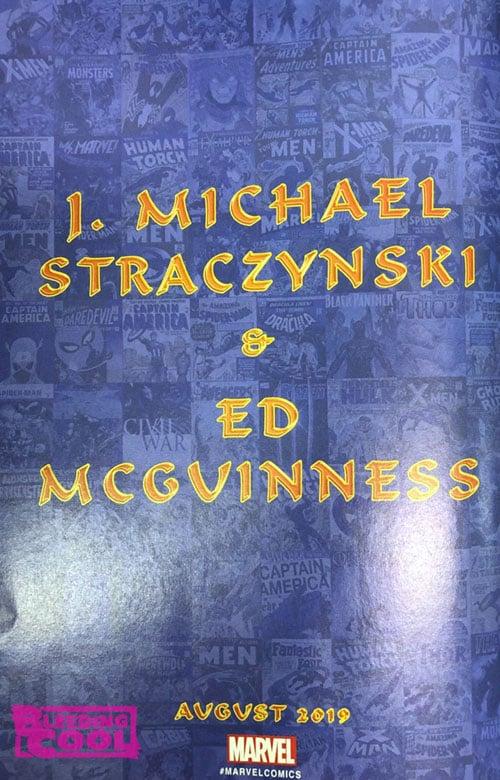 Straczynski McGuinness
