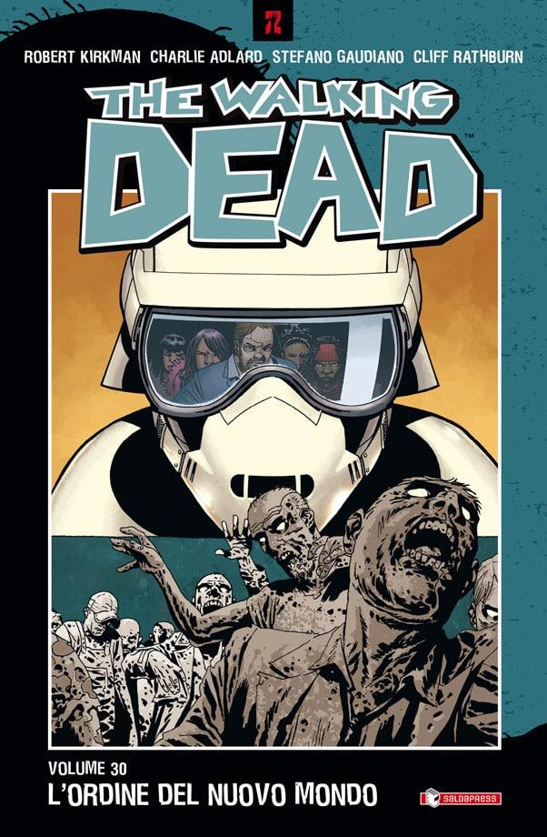 THE WALKING DEAD vol. 30 è uscito in libreria e in fumetteria
