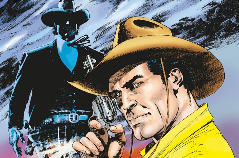 Tex #703 – La seconda vita di Bowen (Ruju, Acciarino)