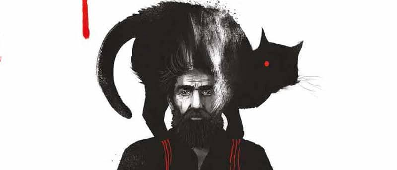 """NPE pubblica """"The Black Cat"""" di Nino Cammarata"""