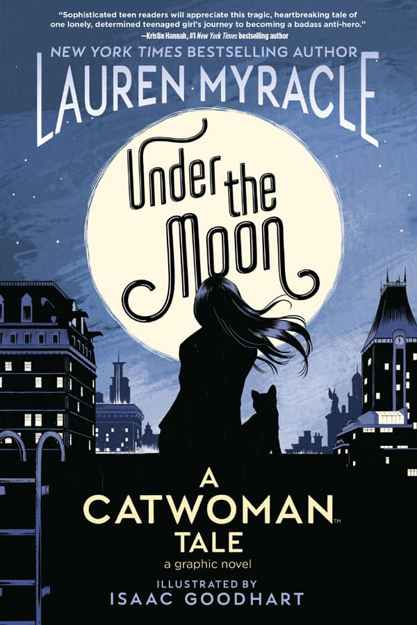 Under-the-Moon-A-Catwoman-Tale_First Issue