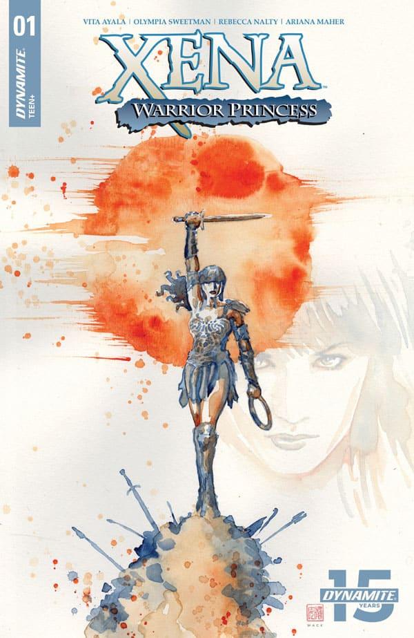 Xena-Warrior-Princess-1_First Issue