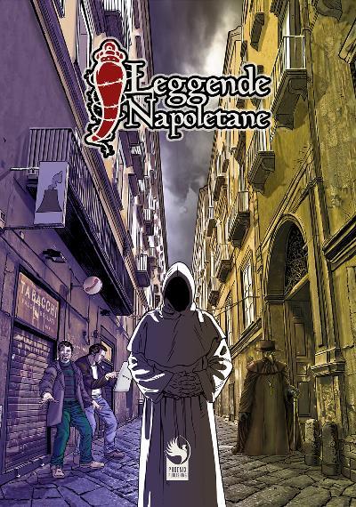 """La Napoli del mistero a fumetti: esce """"Leggende napoletane""""_Notizie"""