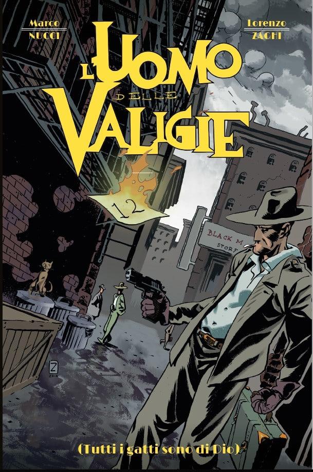 Rustblade Comics presenta: Dèmoni – Il Regno delle Tenebre