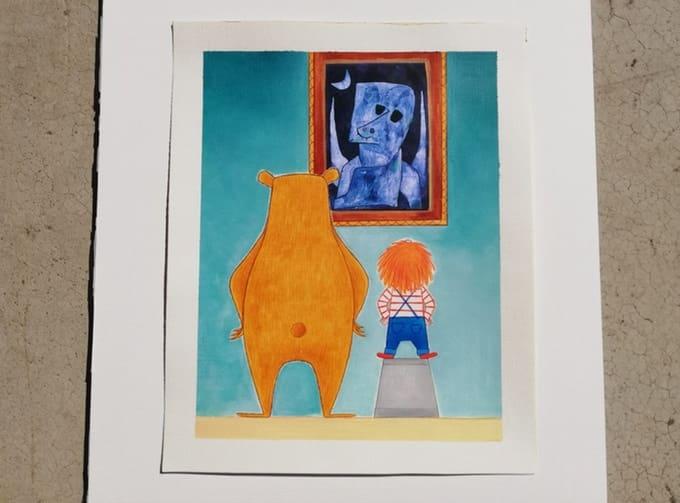 Artoo: il rapporto tra arte e bambini. Partecipa al crowdfunding.