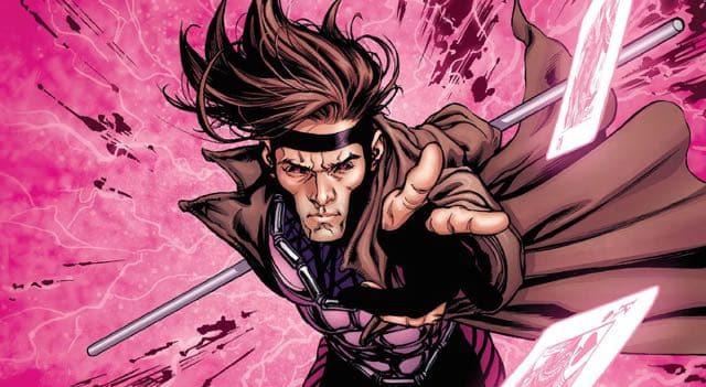 Disney rimuove Gambit e altri tre film Marvel senza titolo