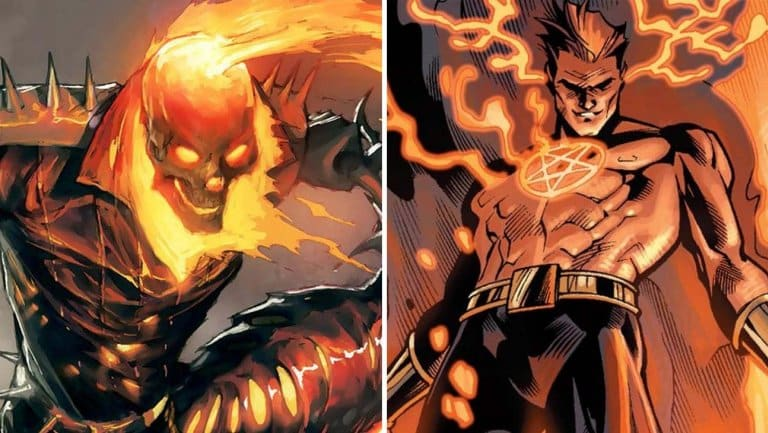 Ghost Rider & Hellstrom: Hulu mette in lavorazione due show live-action