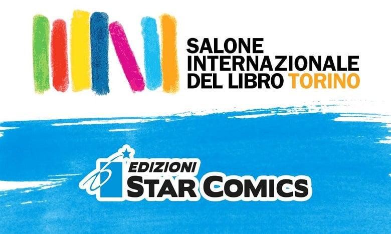 Edizioni Star Comics al Salone internazionale del libro di Torino