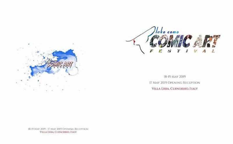 Fumetti sul lago di Como, tra artisti e tavole originali