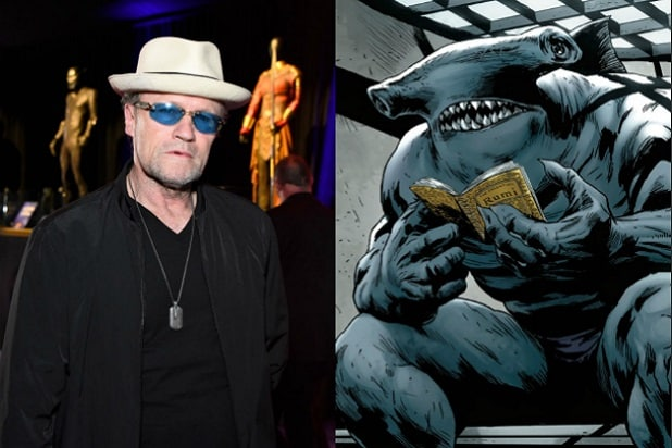 The Suicide Squad: Michael Rooker in trattative per ruolo King Shark