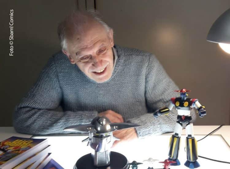 È scomparso Alberico Motta, storico autore delle Edizioni Bianconi