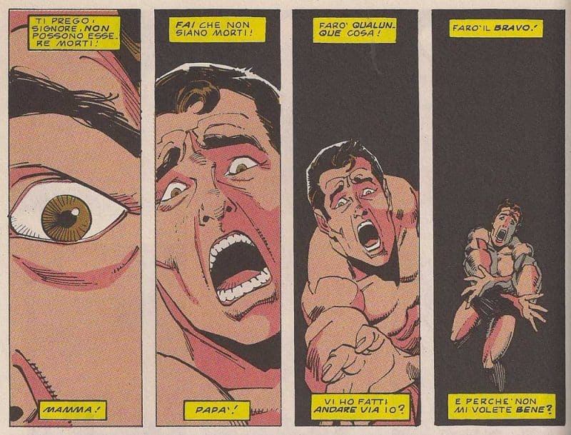 J.M. DeMatteis e Sal Buscema – Il bambino dentro (Spider-man)_Essential 300 comics