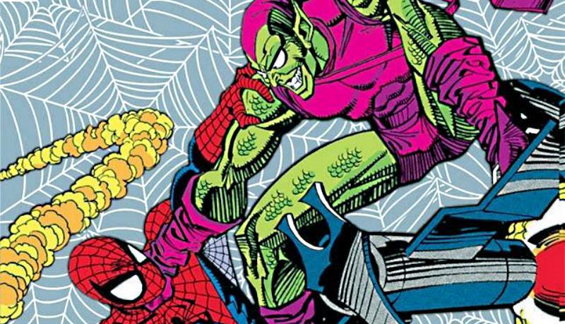 J.M. DeMatteis e Sal Buscema – Il bambino dentro (Spider-man)