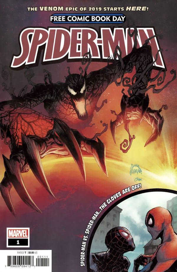 spider-man_fcbd_2019_First Issue