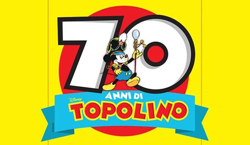"""Mostra a Bologna per i 70 anni di """"Topolino"""""""