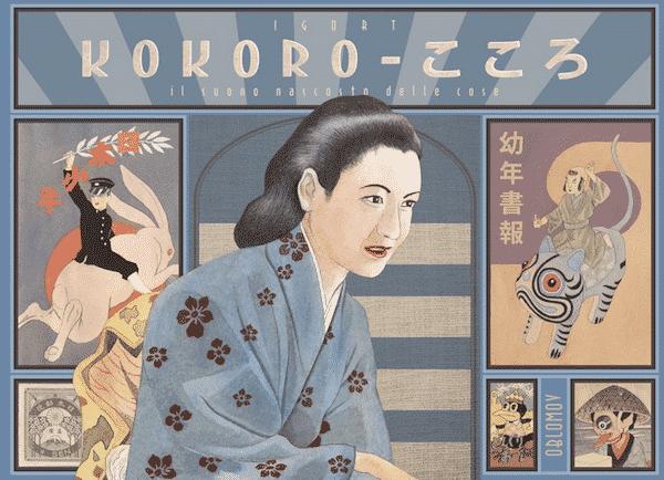 """In arrivo Kokoro – Il suono delle cose"""", il nuovo lavoro di Igort"""