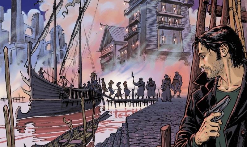 Dampyr #231 – La città dell'Uomo Nero (Boselli, Genzianella)