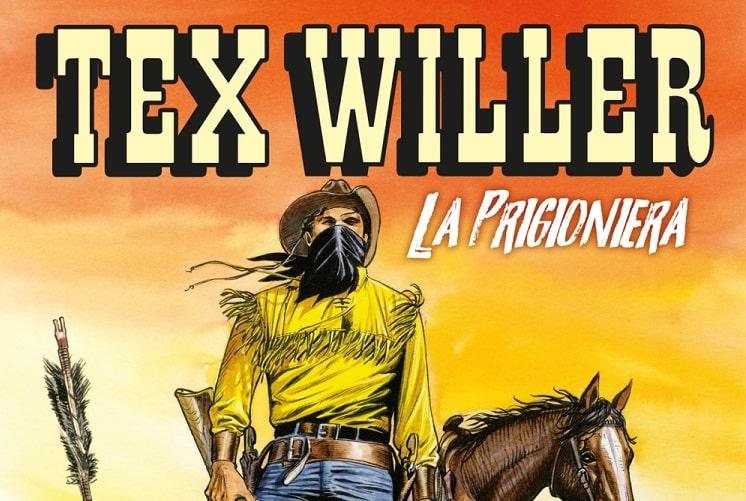 Tex Willer #8 – La prigioniera (Boselli, Brindisi)