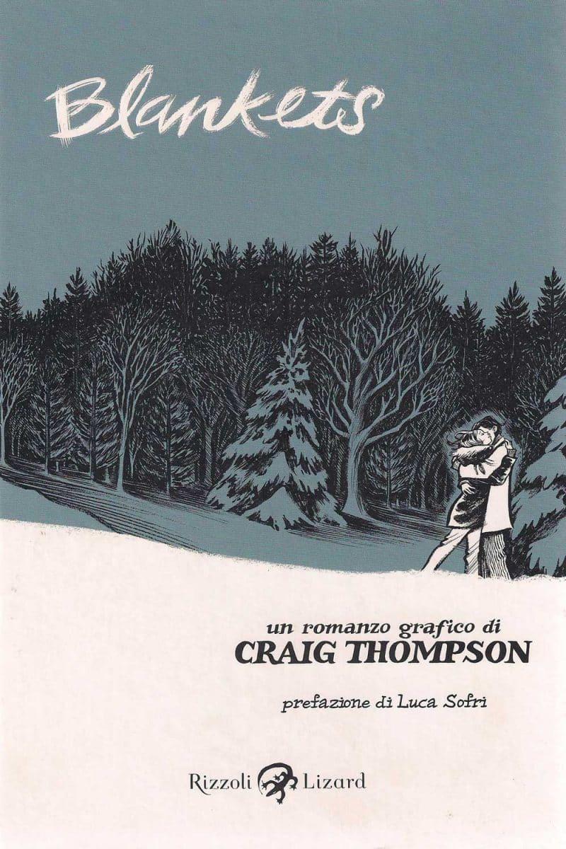 Craig Thompson – Blankets