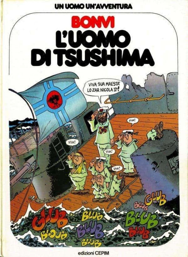 Bonvi – L'uomo di Tsushima