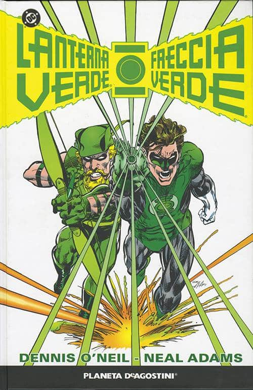 300Neal-Adams-LANTERNA-VERDEFRECCIA-VERDE_Essential 300 comics
