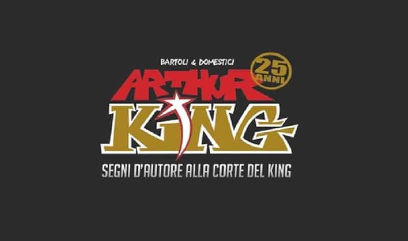 Il Re è tornato: Arthur King e il cyberpunk all'italiana.
