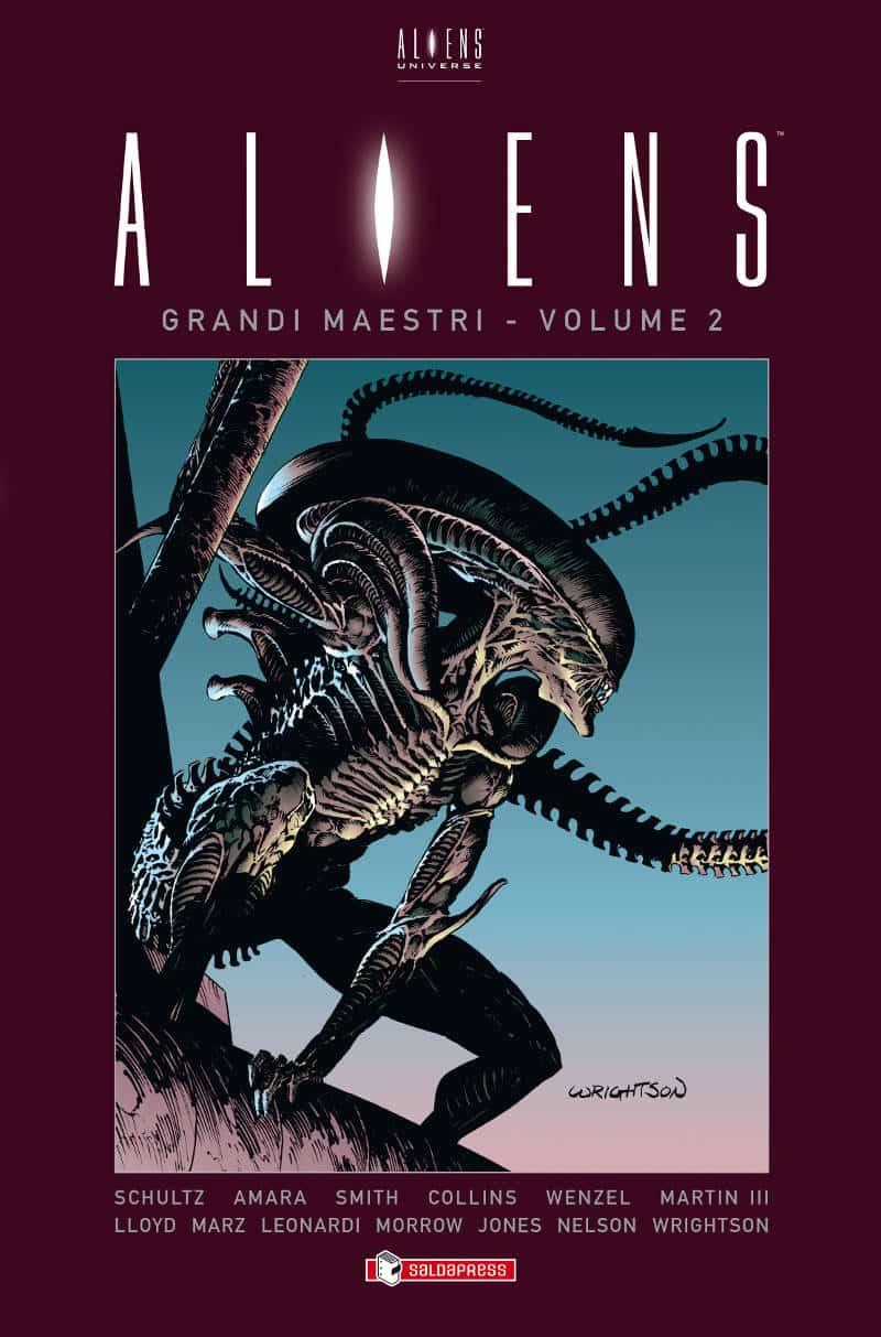 Alien_Grandi Maestri_Vol2_pag00_cover