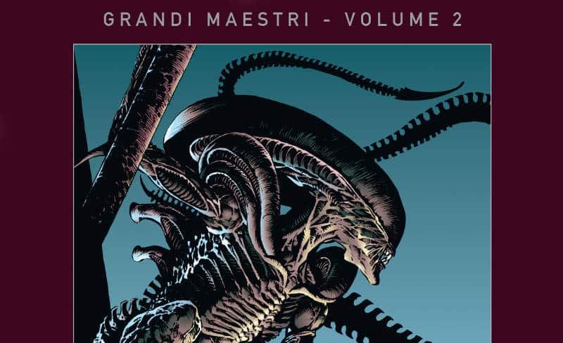 Anteprima Aliens Grandi Maestri vol. 2
