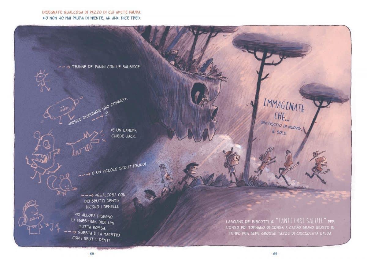 """Anteprima: """"Campo Bravo"""" di Stefan Boonen e Melvin, avventura per giovani campeggiatori_Anteprime"""