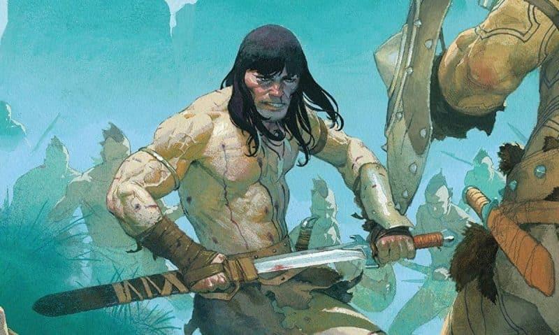 Conan il barbaro #2 (Aaron, Asrar)