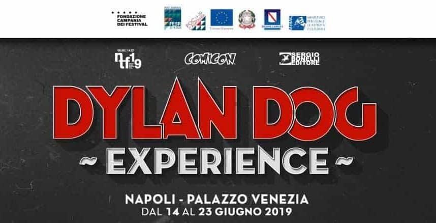 Ultimi giorni per la Dylan Dog Experience a Napoli