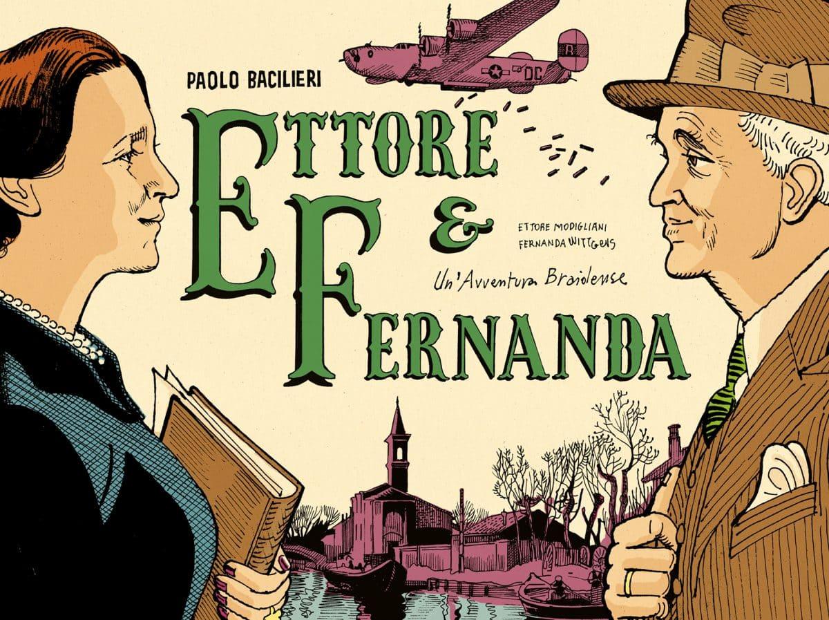 Pinacoteca di Brera: presentazione del nuovo graphic novel di Paolo Bacilieri