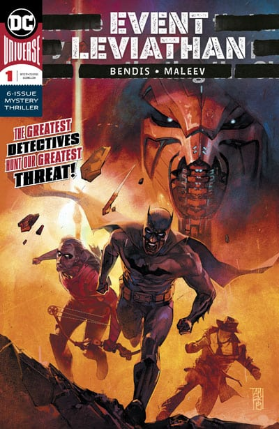 FIP #20 - Event Leviathan: una spy story supereroistica_First Issue Recensioni