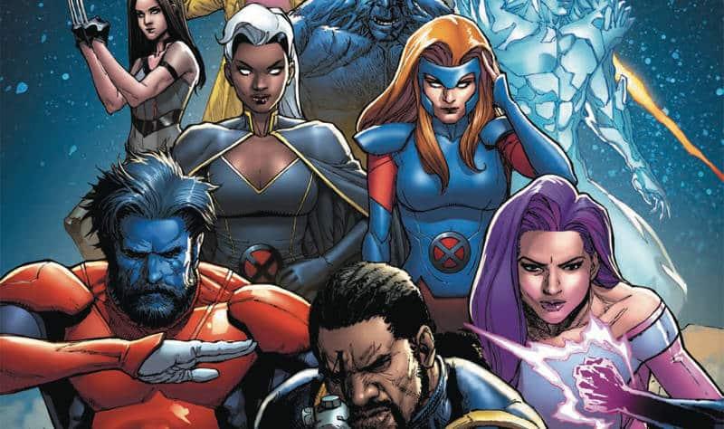 Gli Incredibili X-Men #1: niente di nuovo sul fronte mutante.