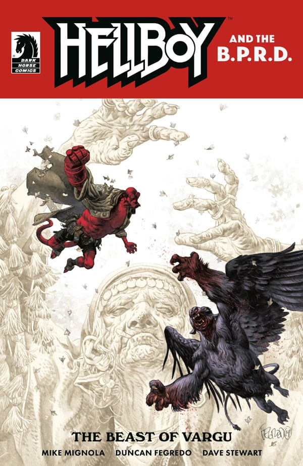 Hellboy-and-the-B.P.R.D.-The-Beast-of-Vargu_First Issue