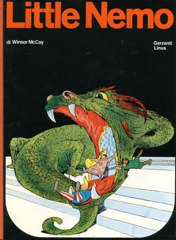 Winsor McCay – Little Nemo