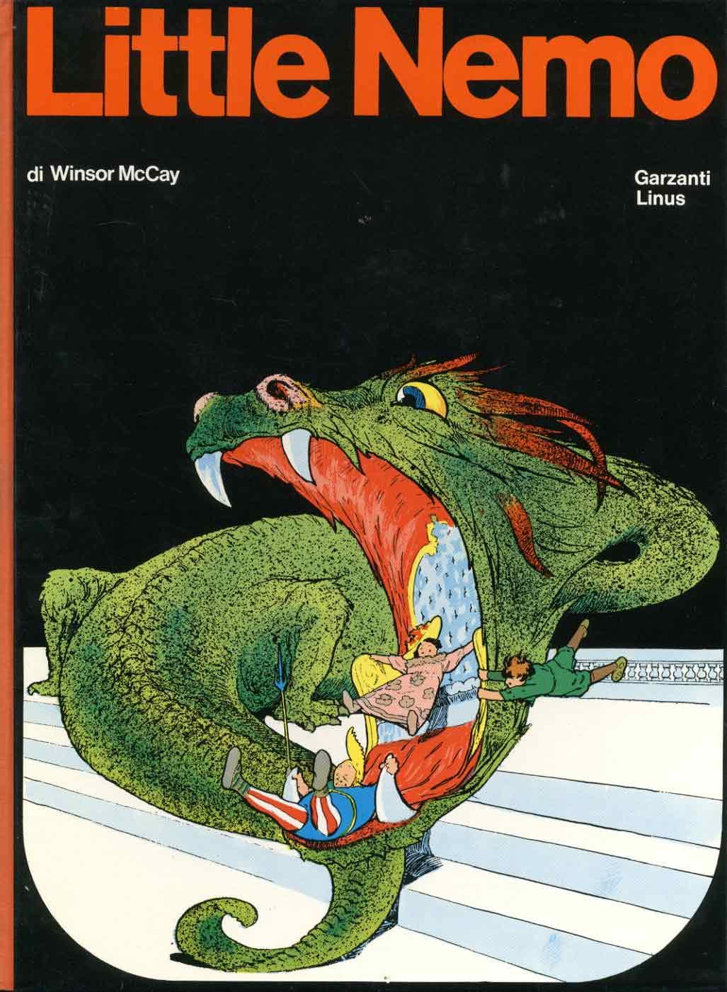 Winsor McCay – Little Nemo_Essential 300 comics