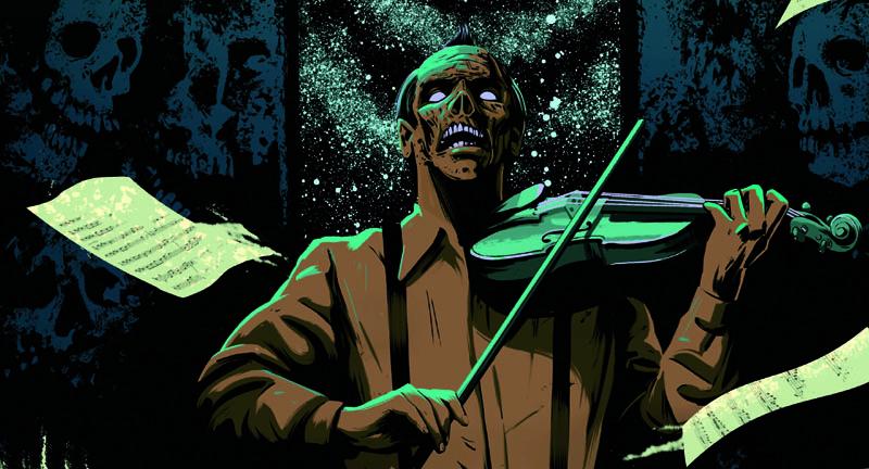 """NPE presenta """"H.P. Lovecraft – La musica di Erich Zann e altri racconti"""""""