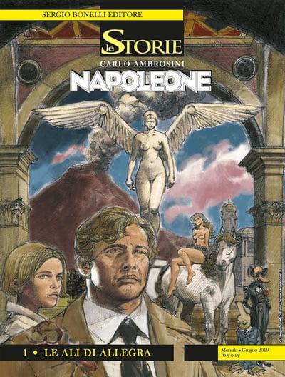 Le Storie #81 – Napoleone. Le ali di Allegra (Carlo Ambrosini)_BreVisioni