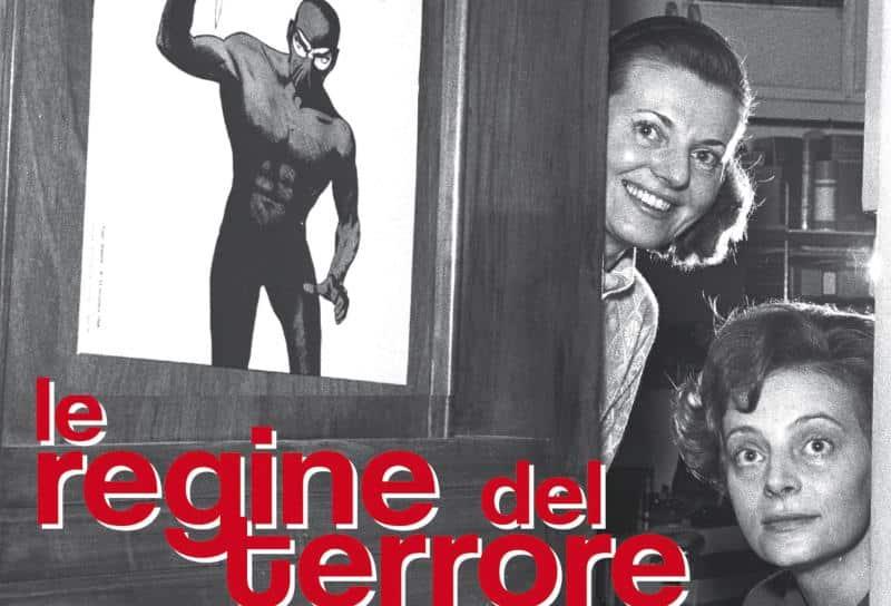 """""""Le Regine del Terrore"""", nuova edizione per il saggio di Davide Barzi"""
