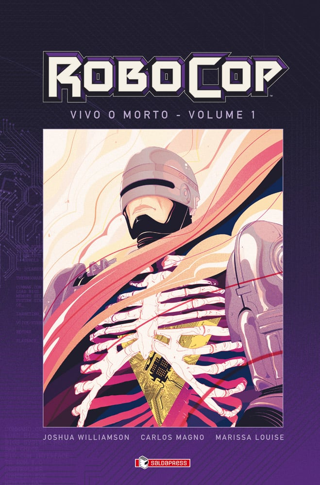 E' uscito il primo volume di Robocop – Vivo o morto