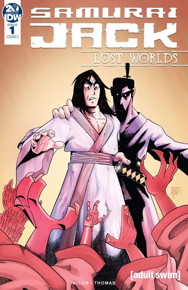 Samurai Jack - Lost Worlds 1