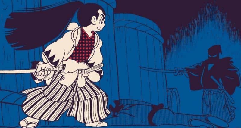 "In uscita ""Shinsengumi"": un manga di Osamu Tezuka inedito in Italia"