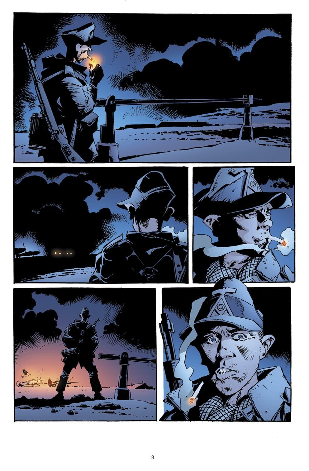 Le storie di guerra di Garth Ennis vol. 2_Anteprime