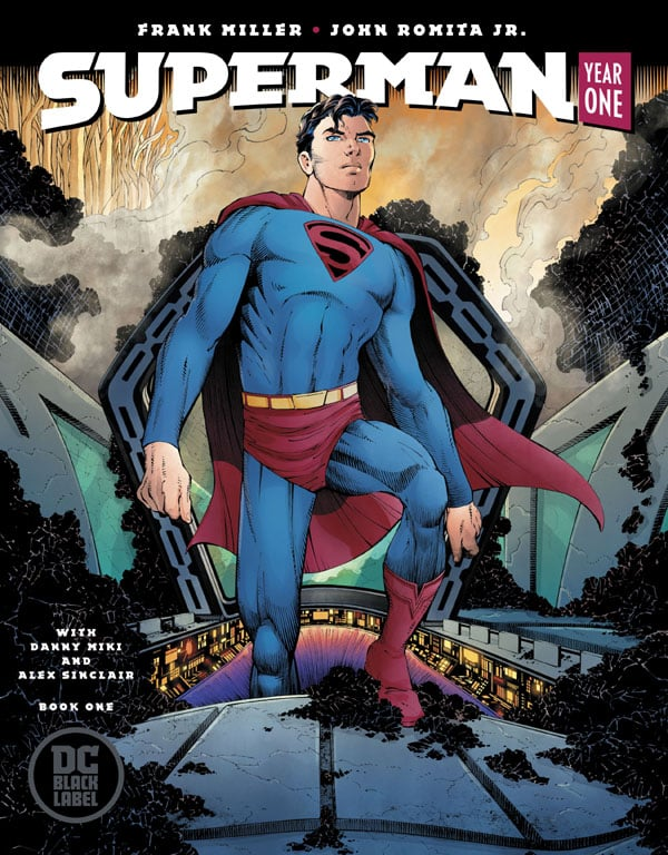 Superman-Year-One-1_First Issue