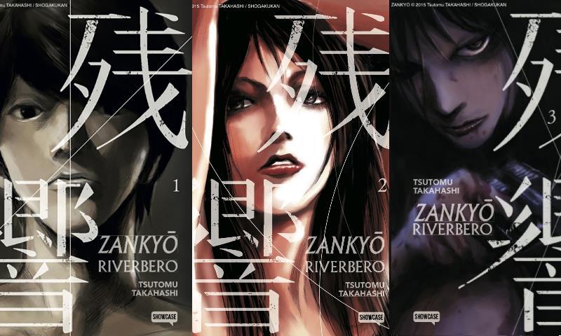 """Da Dynit Manga, """"Zankyo – Riverbero"""" di Tsutomu Takahashi"""