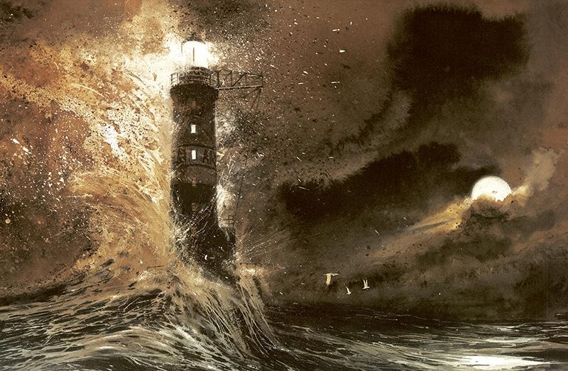 """Anteprima: """"Ar-Men – L'inferno degli inferni"""" di Emmanuel Lepage"""
