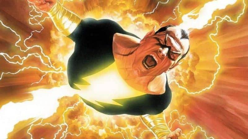 Black Adam tra malvagità ed eroismo, la fine degli X-Men